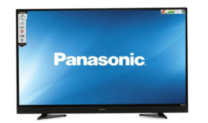 panasonic tv led