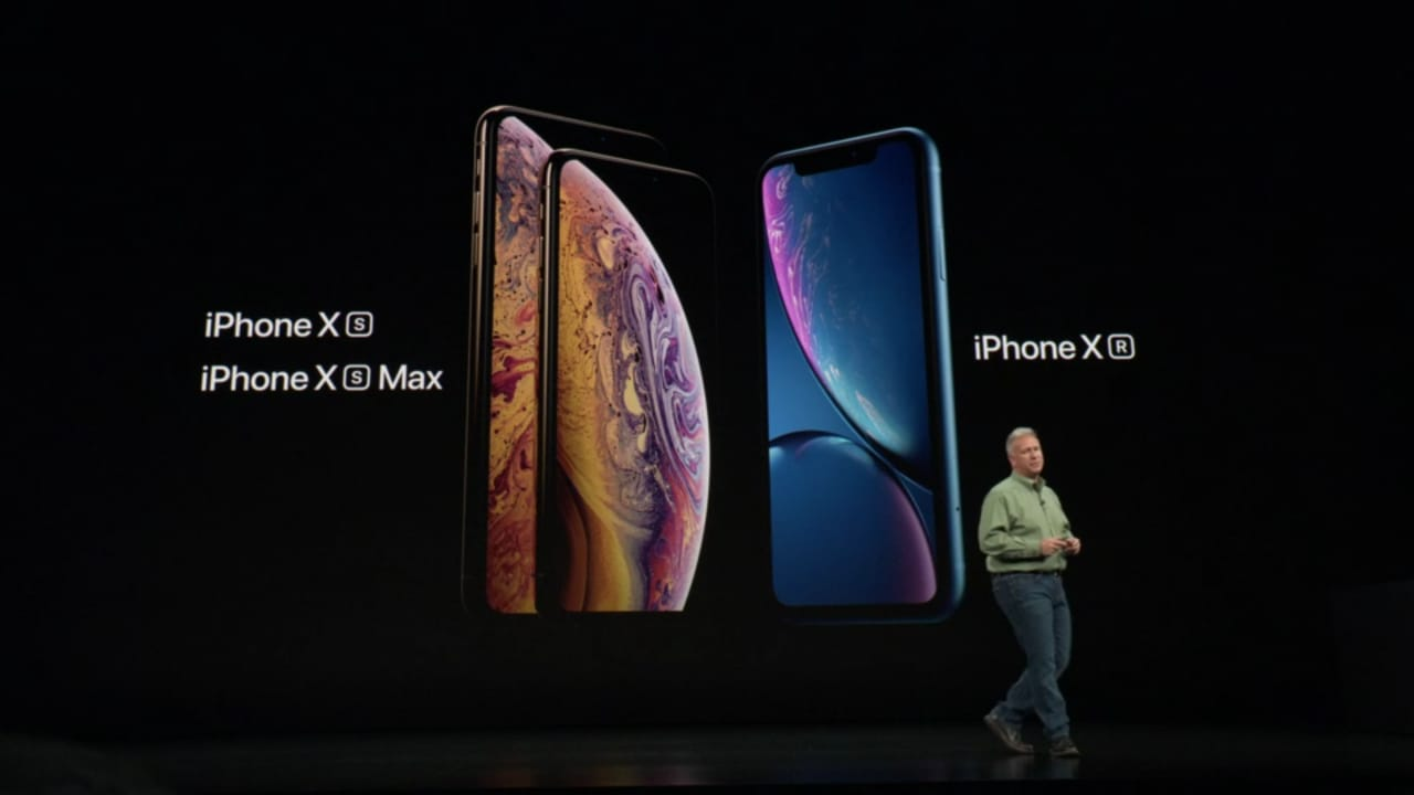 new iphone XR XS XS MAX