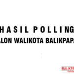 hasil polling calon walikota