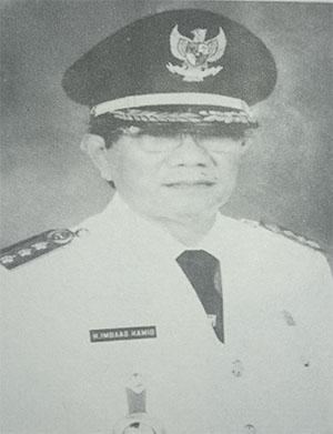 Walikota Balikpapan kedelapan