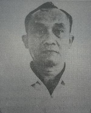 Mayor TNI AD Bambang Soetikno.
