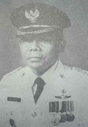 Kol Czi TNI AD H Syarifuddin Yoes