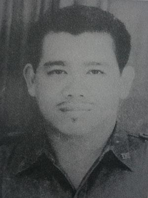 Mayor TNI AD Imat Saili.