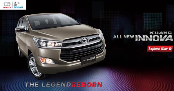 test drive new kijang innova