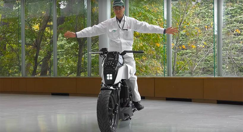 motor honda self balancing