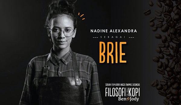 nadine alexandra sebagai brie