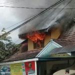 kebakaran kelurahan graha indah 2