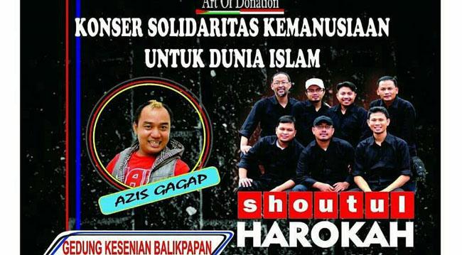 konser solidaritas