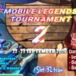 event balikpapan mobile legend tournament