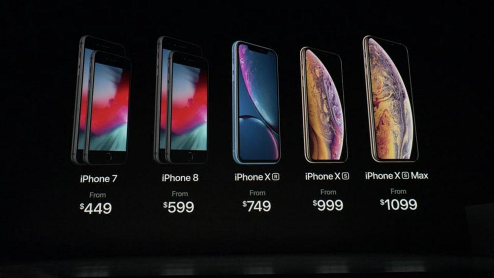 harga iphone XR Iphone XS iphone XS max