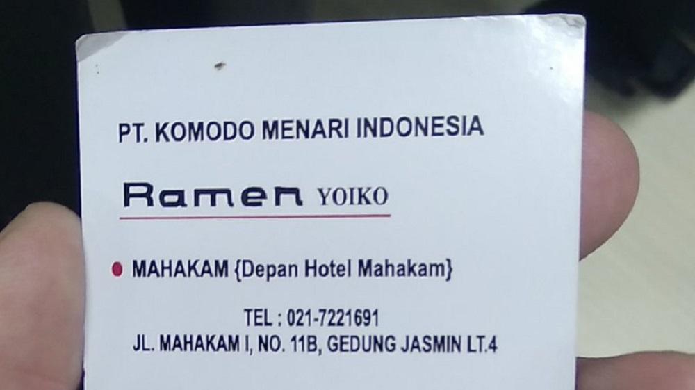Balikpapanku - PT. Komodo Menari Indonesia 2
