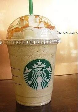 Secret Menu Starbucks Nutella Frappuccino