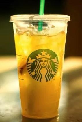 Secret Menu Starbucks Zen Refresher