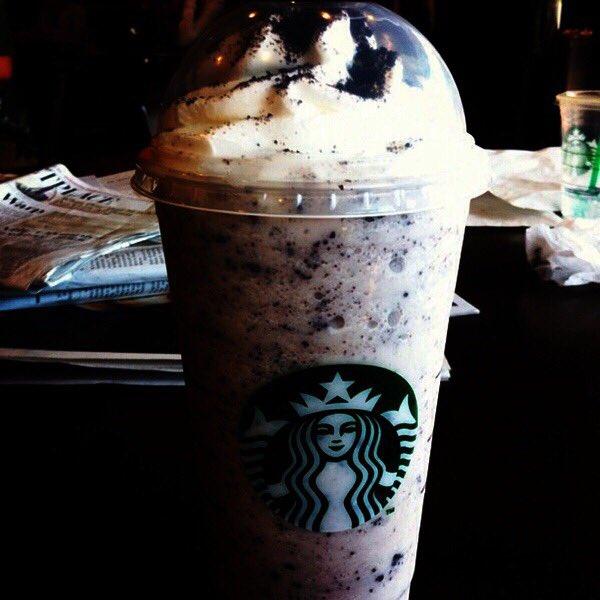 secret menu starbucks Oreo Frappuccino