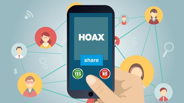 verifikasi hoax