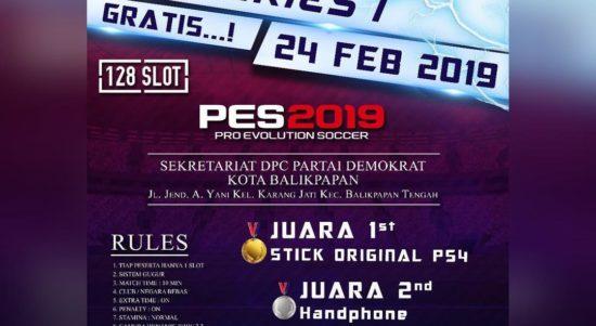 event PES Balikpapan 2019