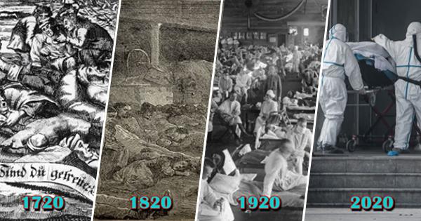 Wabah Virus Mematikan Setiap 100 tahun